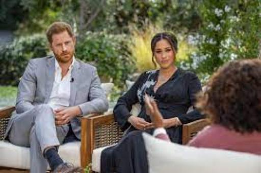 It Takes A Lot Of Guts To Choose And Stand By Your Wife - Juliet Ibrahim Hails Prince Harry For Standing By Meghan Markle