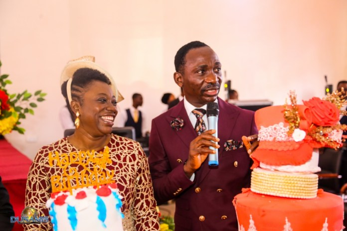 Dr. Paul And Becky Enenche Celebrate 27th Wedding Anniversary (Pictures)