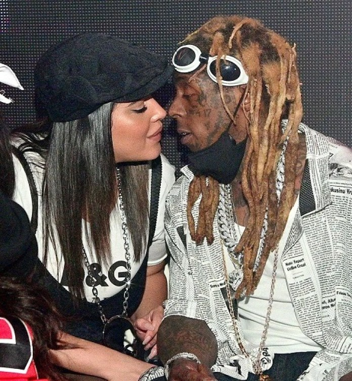 Lil Wayne Sparks Marriage Rumors with Girlfriend Denise Bidot on Twitter: 'Beginning of Our Forever