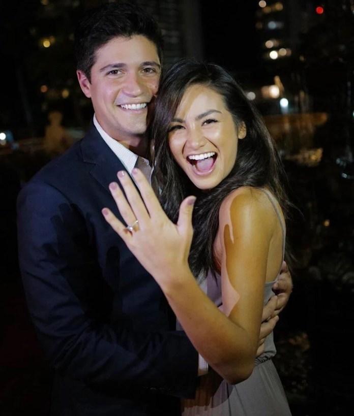 'Bachelor' Alum Caila Quinn Marries Fiancé Nick Burrello: 'No Words to Describe How Magical This Day Was'