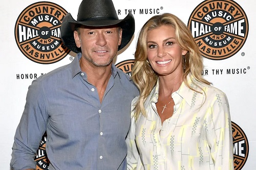 Faith Hill Celebrates Husband Tim McGraw's Birthday with Sweet Throwback Photo: 'My One and Only'