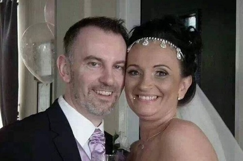 Husband married to wedding scammer tells her to 'let it go' as he begs for divorce