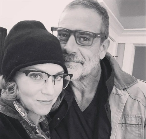 Jeffrey Dean Morgan and Hilarie Burton Celebrate 12th Anniversary of Their First Blind Date