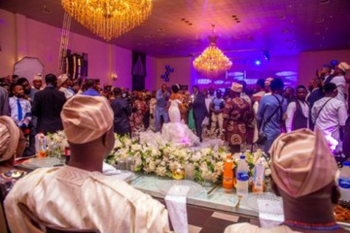 Oyo's Youngest Commissioner, Seun Fakorede Gets Married (Photos)