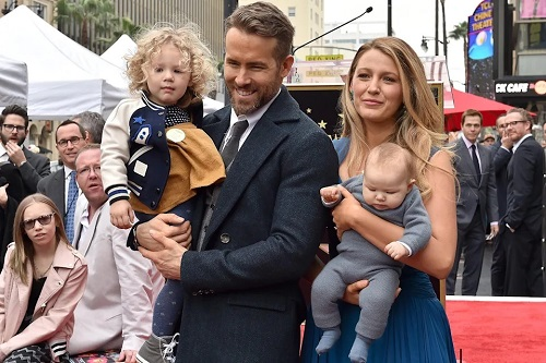 Ryan Reynolds Jokes About 'Airport Bathroom S3x' with Blake Lively in Mother's Day Message