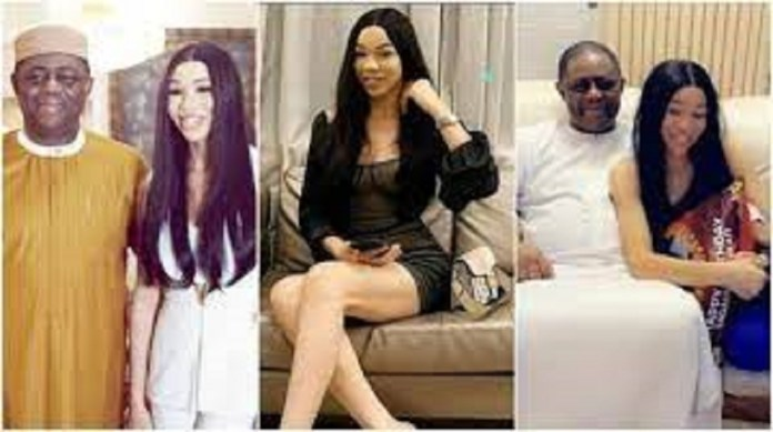 'You Make My Heart Sing' Fani-Kayode Gushes Over His New Lover, Nerita