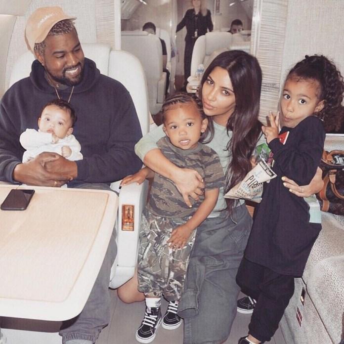 """Love You Forever"" Kim Kardashian Celebrates Estranged Husband, Kanye West On His Birthday"