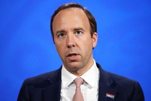 Kissing Scandal: Matt Hancock Resigns As Britain's Health Secretary