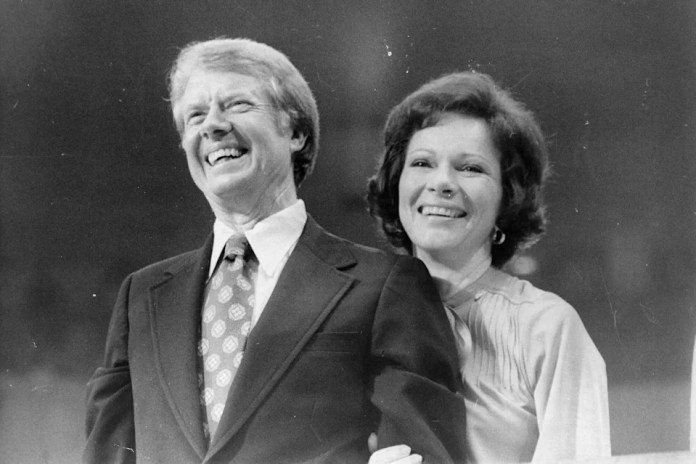 Bill and Hillary Clinton Celebrate Rosalynn and Jimmy Carter's 75th Anniversary: 'Such a Joy'