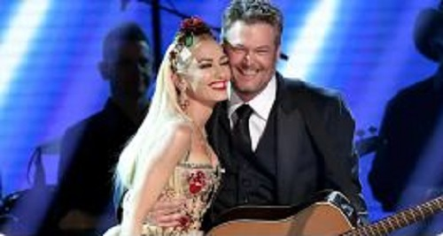 Gwen Stefani posts new pic from wedding to Blake Shelton 2 weeks after ceremony