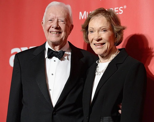 Former President Jimmy Carter and Wife Rosalynn Reveal Secrets to 75-Year Marriage — Including 'Plenty of Space'