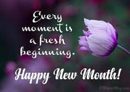 100 Happy New Month Messages September, New Month Prayers For September