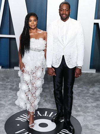 Gabrielle Union And Dwyane Wade Celebrate 7th Wedding Anniversary In Style