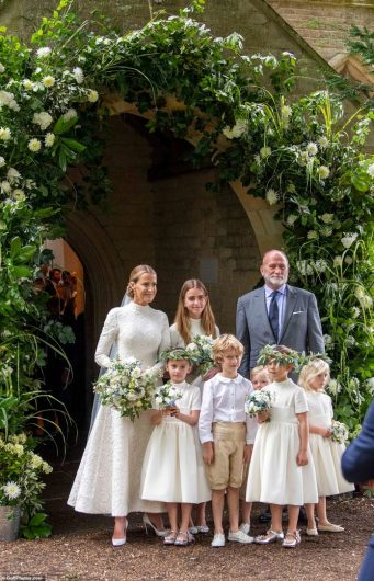 Prince Charles Goddaughter India Hicks Gets Married To Longtime Partner Of 26 Years-See Photos