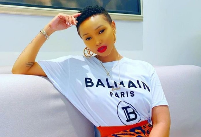 """""""Marriage Is Not For The Weak"""" — Socialite, Huddah Monroe Advises Married Couples To Work Out Their Differenc"""
