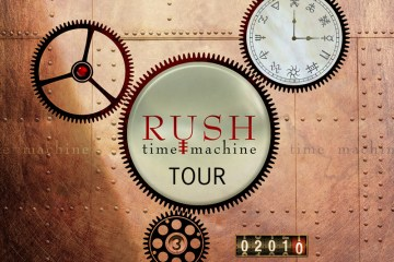 rush time machine tour 2010