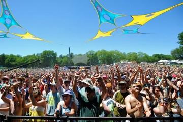 fans at summer camp 2010