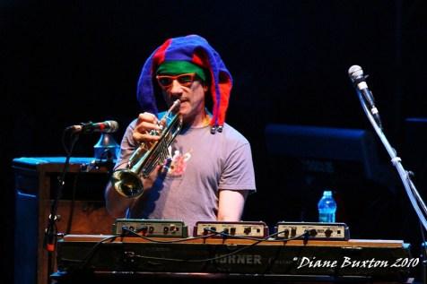 Clown @ Mountain Jam 2010