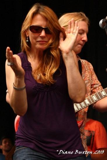 Susan Tedeschi @ Mountain Jam 2010