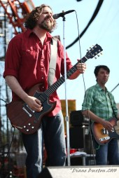 Drive-By Truckers @ Nateva Music & Camping Festival