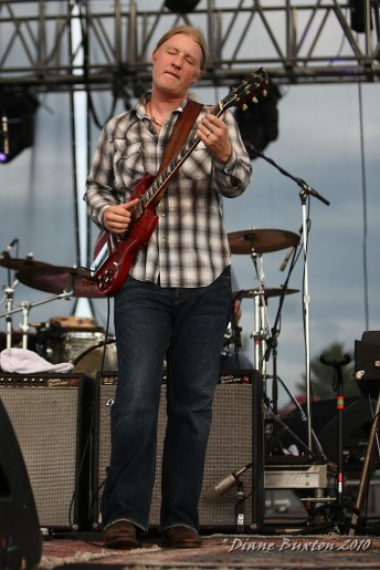 The Derek Trucks and Susan Tedeschi Band @ Nateva Music & Camping Festival