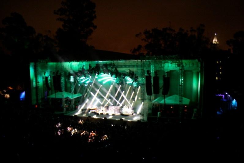 Phish @ Greek Theatre, Berkeley, CA 8/5/10