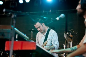 The Album Leaf @ Bank of America Pavillion, Boston 8/13/10