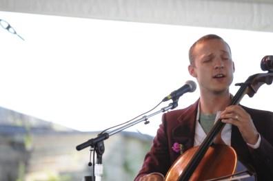 Ben Soilee @ Newport Folk 2010