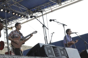 Andrew Bird (with Calexico) @ Newport Folk 2010