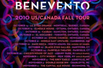 2010 Fall Tour