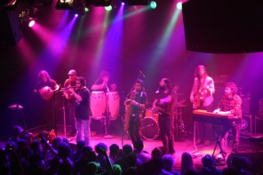 The Budos Band @ The Independent, SF 1/15/11