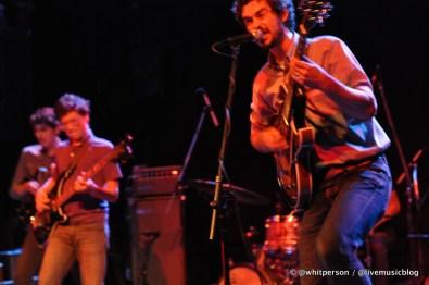 White Denim @ Bowery Ballroo, 6.25.11 2011-06-25 139