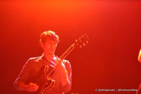 White Denim @ Bowery Ballroo, 6.25.11 2011-06-25 274