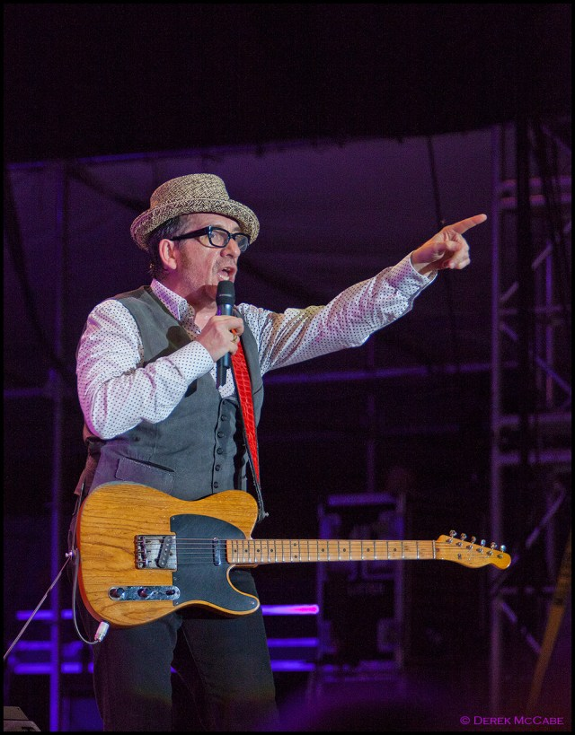 Elvis Costello @ Gathering of the Vibes 2011