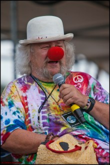 Wavy Gravy @ Gathering of the Vibes 2011