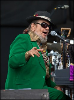 Dr. John @ Gathering of the Vibes 2011