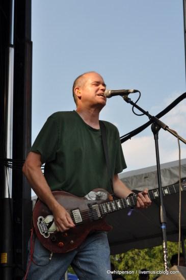 Superchunk @ Pitchfork Music Festival 2011