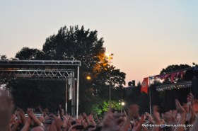 Crowd @ Pitchfork Music Festival 2011