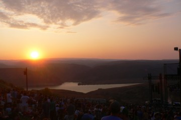 phish @ the gorge 2009