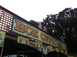 Box Office @ Outside Lands 2011
