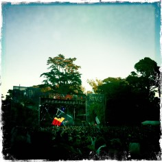 Deadmau5 @ Outside Lands 2011