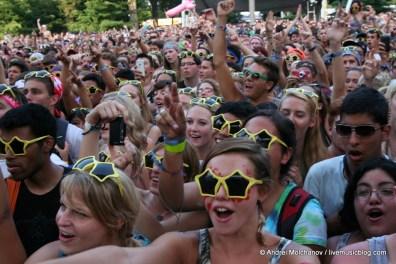 Lollapalooza Day 2 Crowd-13