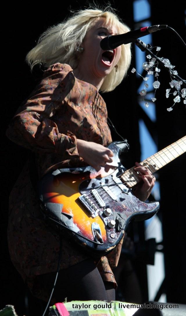 The Joy Formidable @ Music Midtown, Atlanta 9/24/11