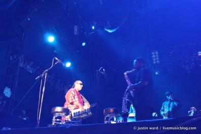 Stevie Wonder @ ACL Fest 2011