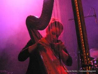 The Barr Brothers @ El Rey Theatre, LA 9/21/11