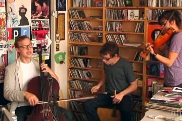 ben sollee npr tiny desk concert