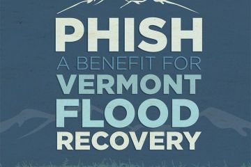 phish benefit flood recovery
