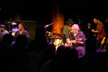 ry cooder at great american 8-31-11
