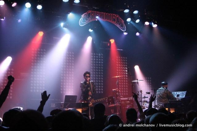 Chromeo @ Boulder Theater, CO 10/6/11