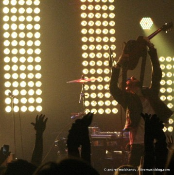 Chromeo @ Boulder Theater, CO 10/6/11